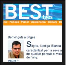 Best Sitges, comercio y gastronomia de Sitges