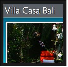 Villa Casa Bali